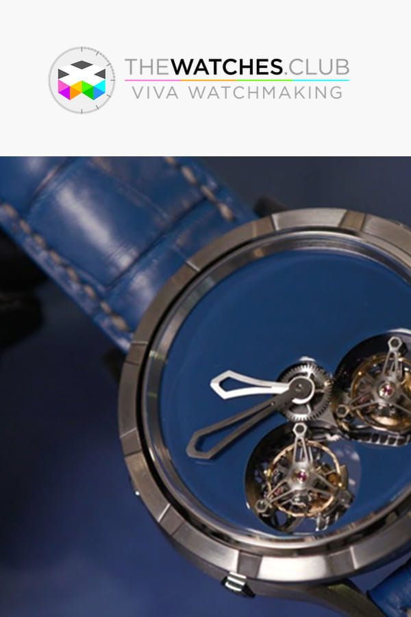 The Incubator Section of Baselworld 2019